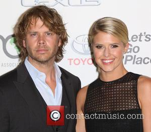 Eric Christian Olsen , Sarah Wright Olsen - Celebrities attend 25th annual Environmental Media Awards at Warner Brother Studios Lot....