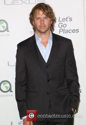 Eric Christian Olsen - Celebrities attend 25th annual Environmental Media Awards at Warner Brother Studios Lot. at Warner Brother Studios...