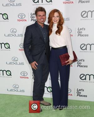 Chris Crary and Rachelle Lefevre
