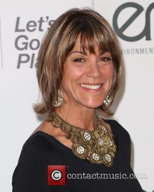 Wendie Malick - Celebrities attend 25th annual Environmental Media Awards at Warner Brother Studios Lot. at Warner Brother Studios Lot...