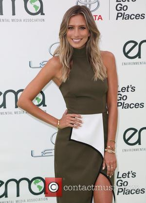 Renee Bargh - Celebrities attend 25th annual Environmental Media Awards at Warner Brother Studios Lot. at Warner Brother Studios Lot...