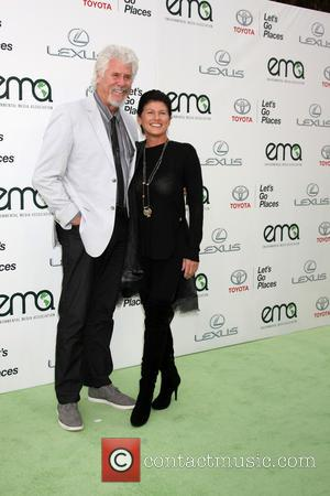 Barry Bostwick - 25th annual Environmental Media Awards at Warner Brother Studios Lot - Arrivals at Warner Brothers Studio Lot...