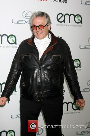 George Miller - 25th annual Environmental Media Awards at Warner Brother Studios Lot - Arrivals at Warner Brothers Studio Lot...