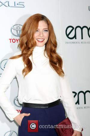 Rachelle Lefevre - 25th annual Environmental Media Awards at Warner Brother Studios Lot - Arrivals at Warner Brothers Studio Lot...