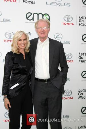 Rochelle Carson and Ed Begley Jr.