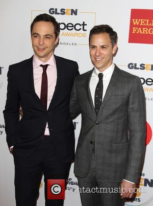 Jim Parsons , Todd Spiewak - 2015 GLSEN Respect Awards at Beverly Wilshire Four Seasons Hotel - Beverly Hills, California,...
