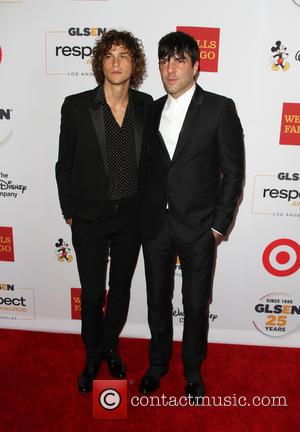 Zachary Quinto , Miles McMillan - 2015 GLSEN Respect Awards at Beverly Wilshire Four Seasons Hotel - Beverly Hills, California,...