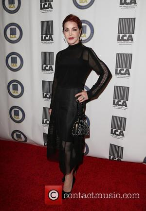 Priscilla Presley - Last Chance for Animals (LCA) Annual Benefit Gala - Arrivals at Beverly Hilton Hotel - Beverly Hills,...
