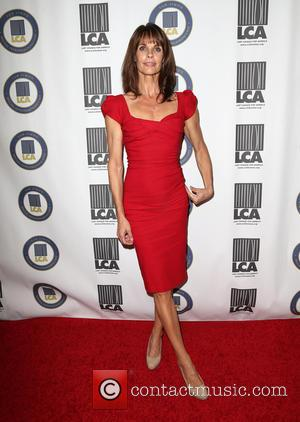 Alexandra Paul - Last Chance for Animals (LCA) Annual Benefit Gala - Arrivals at Beverly Hilton Hotel - Beverly Hills,...