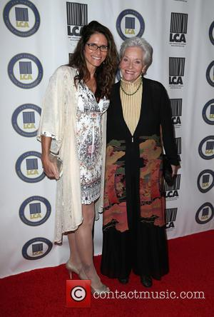 Lee Meriwether and Guest