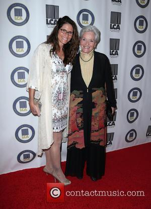 Lee Meriwether , Guest - Last Chance for Animals (LCA) Annual Benefit Gala - Arrivals at Beverly Hilton Hotel -...