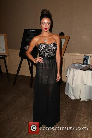 Katie Cleary - Last Chance for Animals (LCA) Annual Benefit Gala - Inside at Beverly Hilton Hotel - Beverly Hills,...