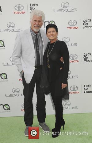 Barry Bostwick and Sherri Jensen