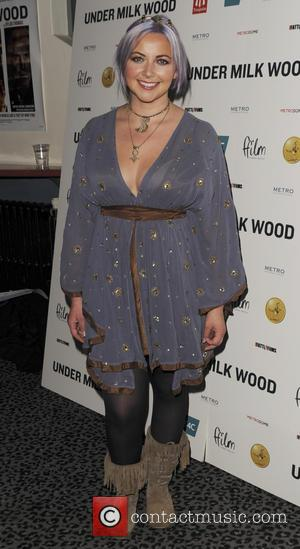Charlotte Church - Premiere of 'Under Milk Wood' held at the Rio Cinema - Arrivals - London, United Kingdom -...