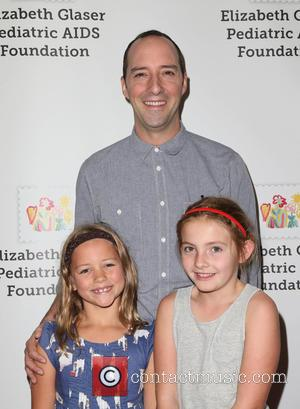 Tony Hale - The Elizabeth Glaser Pediatric AIDS Foundation 26th Annual Time For Heroes Family Festival - Arrivals at Smashbox...