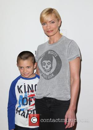 Jaime Pressly and Dezi James Calvo