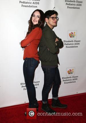 Elizabeth Gillies , Matt Bennett - The Elizabeth Glaser Pediatric AIDS Foundation 26th Annual Time For Heroes Family Festival -...