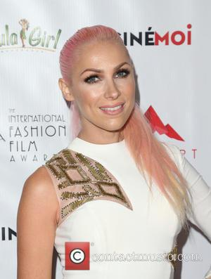 Bonnie McKee - 2nd Annual International Fashion Film Awards held at the Saban Theatre - Arrivals at Beverly Hills -...