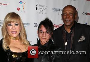 Daphna Ziman, Louis Gossett Jr. and Guest