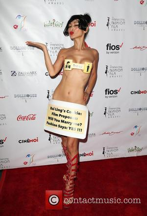 Bai Ling - 2nd Annual International Fashion Film Awards held at the Saban Theatre - Arrivals at Beverly Hills -...
