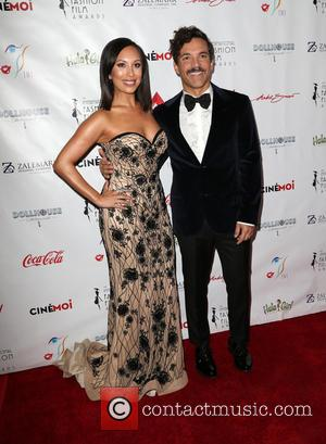 Cheryl Burke , George Kotsiopoulos - 2nd Annual International Fashion Film Awards held at the Saban Theatre - Arrivals at...