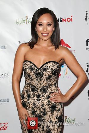 Cheryl Burke - 2nd Annual International Fashion Film Awards held at the Saban Theatre - Arrivals at Beverly Hills -...