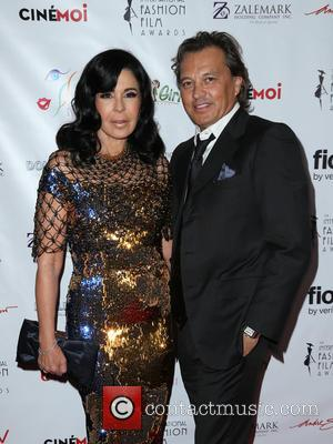 María Conchita Alonso and Fernando Barrera