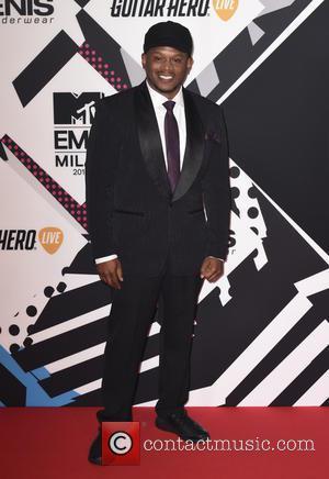 Sway - The 2015 MTV EMAs (European Music Awards) held at the Mediolanum Forum in Milan - Arrivals - Milan,...
