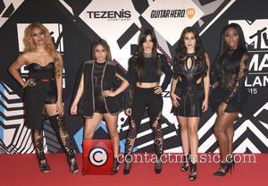 Fifth Harmony, Ally Brooke Hernandez, Normani Hamilton, Dinah Jane Hansen, Camila Cabello , Lauren Jauregui - The 2015 MTV EMAs...