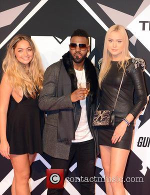 Jason Derulo - The 2015 MTV EMAs (European Music Awards) held at the Mediolanum Forum in Milan - Arrivals -...
