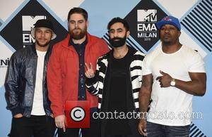 Rudimental, Piers Agget, Amir Amor, Kesi Dryden , DJ Locksmith - The 2015 MTV EMAs (European Music Awards) held at...