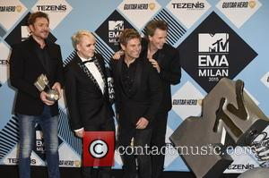 Duran Duran, Simon Le Bon, John Taylor, Nick Rhodes and Roger Taylor