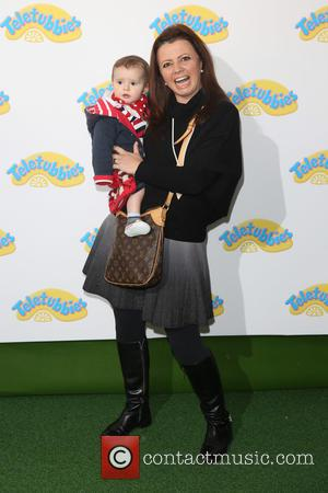 Karen Hardy - World Premiere of Teletubbies TV series for CBeebies held at the BFI Southbank - Arrivals - London,...