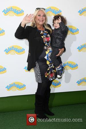 Vanessa Feltz - World Premiere of Teletubbies TV series for CBeebies held at the BFI Southbank - Arrivals - London,...