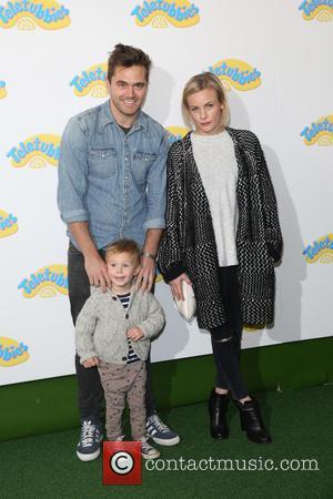 Lauren Crace, Son Jack and Michael Stevenson
