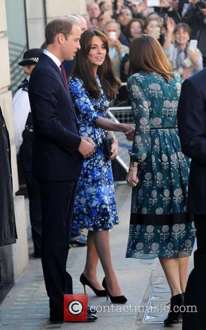 Duke Of Cambridge and Duchess Of Cambridge