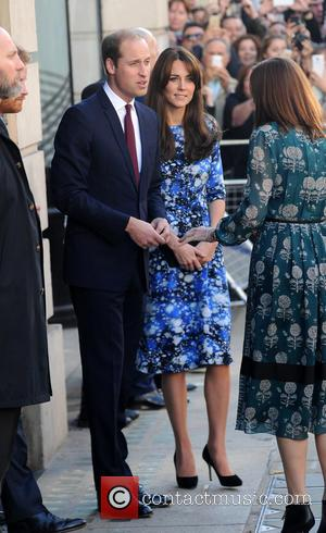 Duke Of Cambridge , Duchess Of Cambridge - Duke and Duchess of Cambridge and Prince Harry leave BAFTA on Piccadilly...