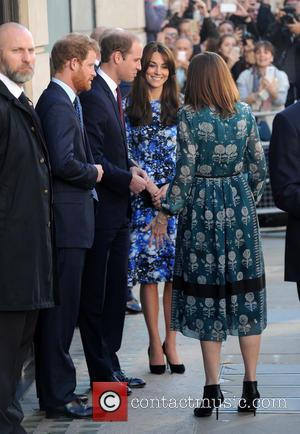 Duke Of Cambridge, Duchess Of Cambridge , Prince Harry - Duke and Duchess of Cambridge and Prince Harry leave BAFTA...