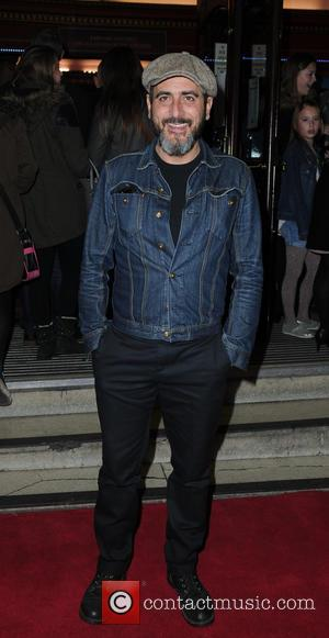 Chris Gascoyne - Celebrities arrive at the Palace Theatre Manchester for HairSpray    Press Night. at Palace Theatre...