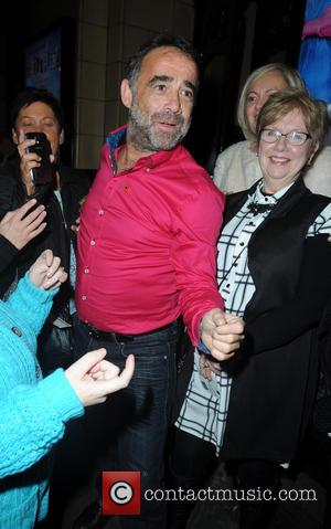 Michael Le Vell - Celebrities arrive at the Palace Theatre Manchester for HairSpray    Press Night. at Palace...