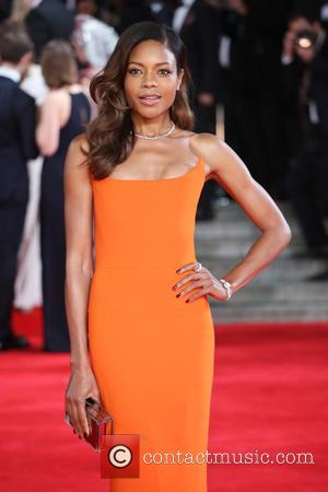 Naomie Harris - James Bond Spectre World Premiere held at Royal Albert Hall - Arrivals at Royal Albert Hall -...