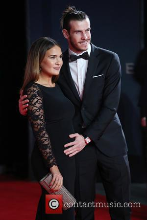 Gareth Bale - James Bond Spectre World Premiere held at Royal Albert Hall - Arrivals at Royal Albert Hall -...