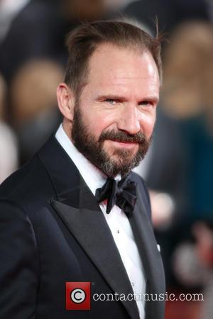 Ralph Fiennes - James Bond Spectre World Premiere held at Royal Albert Hall - Arrivals at Royal Albert Hall -...