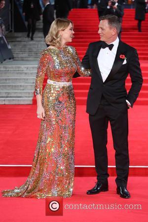 Lea Seydoux , Daniel Craig - James Bond Spectre World Premiere held at Royal Albert Hall - Arrivals at Royal...