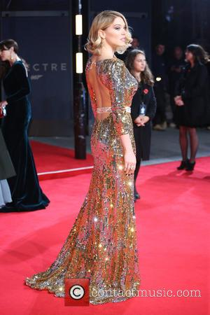 Lea Seydoux - James Bond Spectre World Premiere held at Royal Albert Hall - Arrivals at Royal Albert Hall -...