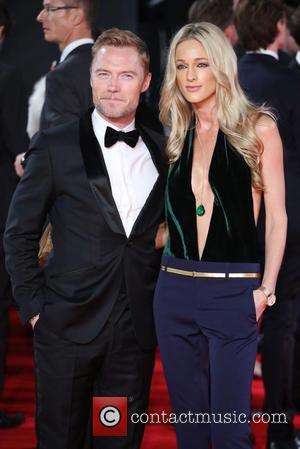 Ronan Keating, Storm Uechtritz and Storm Keating