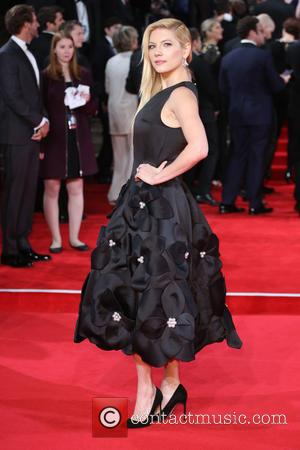 Katheryn Winnick - James Bond Spectre World Premiere held at Royal Albert Hall - Arrivals at Royal Albert Hall -...