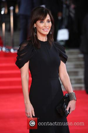 Natalie Imbruglia - James Bond Spectre World Premiere held at Royal Albert Hall - Arrivals at Royal Albert Hall -...