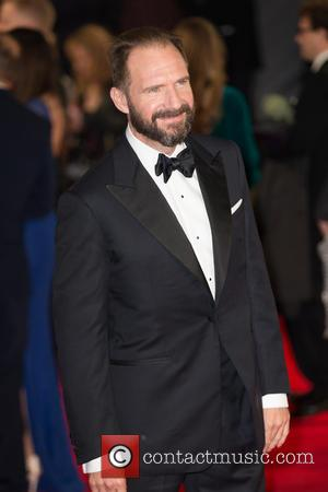 Ralph Fiennes - CTBF Royal Film Performance(TM) 2015, the World Premiere of 'Spectre' - Arrivals at The Royal Albert Hall...