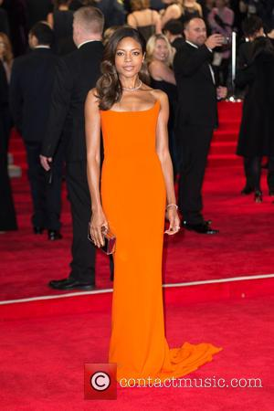 Naomie Harris - CTBF Royal Film Performance(TM) 2015, the World Premiere of 'Spectre' - Arrivals at The Royal Albert Hall...
